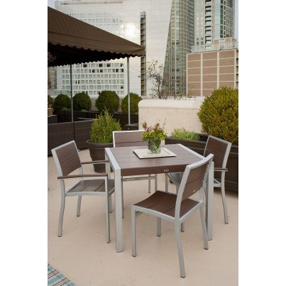 Trex® Outdoor Furniture™ Surf City Dining Side Chair  by Trex Outdoor Furniture
