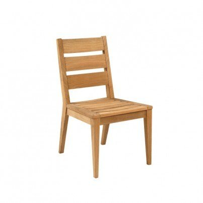 Algarve Teak Dining Side Chair