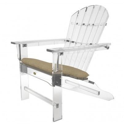 Trex® Outdoor Furniture™ Cape Cod Adirondack Chair Seat Cushion  by Trex Outdoor Furniture