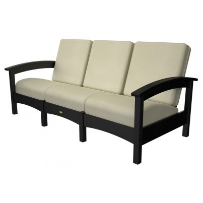 Trex® Outdoor Furniture™ Rockport Club Sofa  by Trex Outdoor Furniture