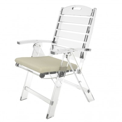 Trex® Outdoor Furniture™ Yacht Club Highback Chair Seat Cushion  by Trex Outdoor Furniture