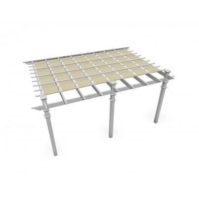 Pergola Canvas Weave 12x16 for Valencia   by Frontera Furniture Company