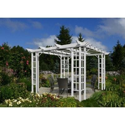 Biltmore Trellis Pergola  by Frontera Furniture Company