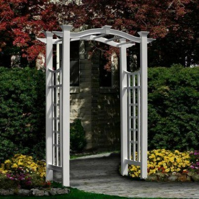 Florence Arbor  by Frontera Furniture Company