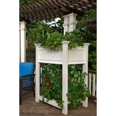 Urbanscape Raised Tomato Planter  by Frontera Furniture Company