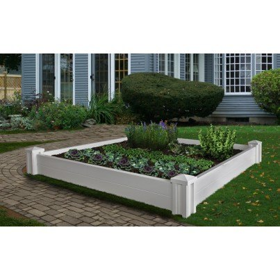 Versailles Raised Garden Bed  by Frontera Furniture Company