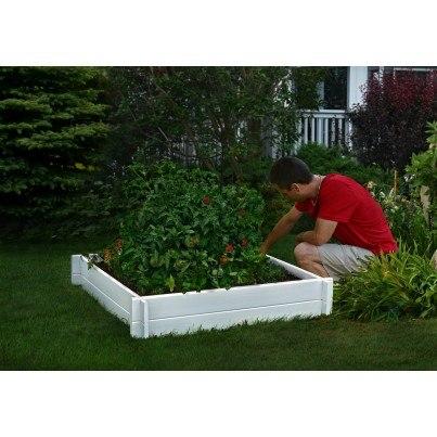 Hudson 4x4 Modular Raised Garden Bed  by Frontera Furniture Company