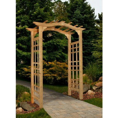 Westwood Composite Arbor  by Frontera Furniture Company