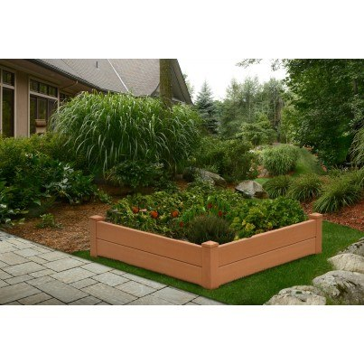 Chelsea Raised Composite Garden Bed  by Frontera Furniture Company