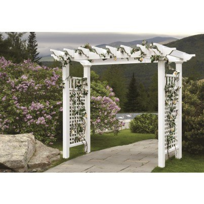 Fairfield Grande Arbor with Trim  by Frontera Furniture Company