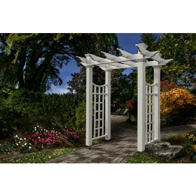 Fairfield Deluxe Arbor  by Frontera Furniture Company