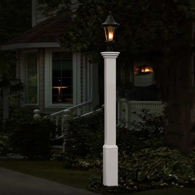 Madison Lamp Post  by Frontera Furniture Company