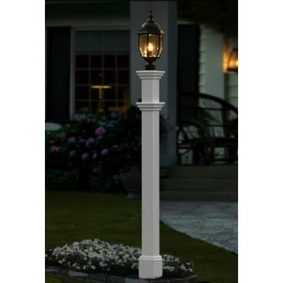 Sturbridge Lamp Post  by Frontera Furniture Company