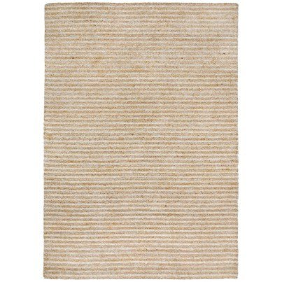 "Trans-Ocean Wooster Stripes Neutral Rug 42""x66""  by TransOcean"