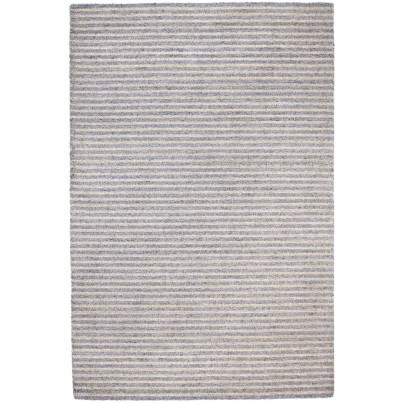 "Trans-Ocean Wooster Stripes Grey Rug 42""x66""  by TransOcean"