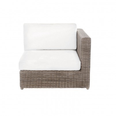 Sag Harbor Woven Sectional - Left/Right/End Chair