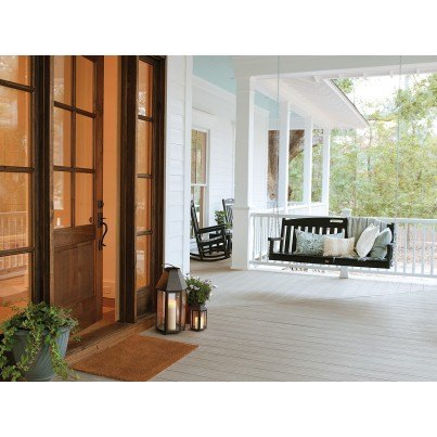 Trex® Yacht Club Porch Swing  by Trex Outdoor Furniture