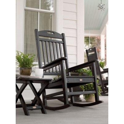Trex® Yacht Club Rocking Chair  by Trex Outdoor Furniture