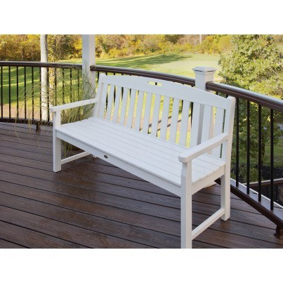 "Trex® Yacht Club 60"" Bench  by Trex Outdoor Furniture"