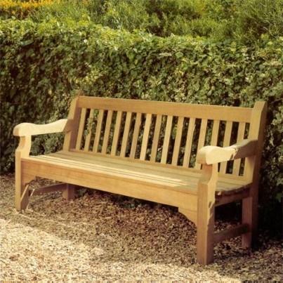 Barlow Tyrie Rothesay Teak 6' Bench