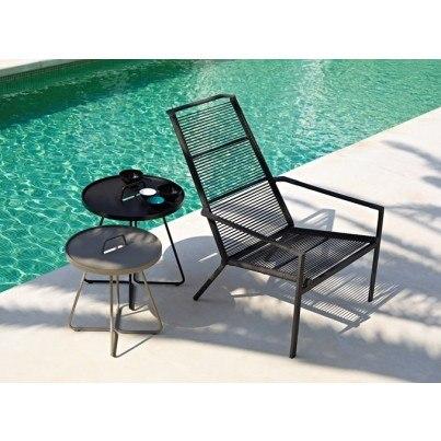 Cane-line Edge Highback Chair