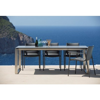 Cane-line Edge Dining Table