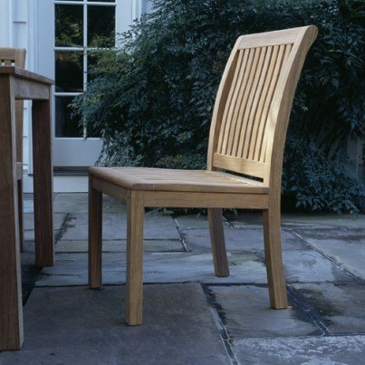 Kingsley Bate Chelsea Teak Dining Side Chair