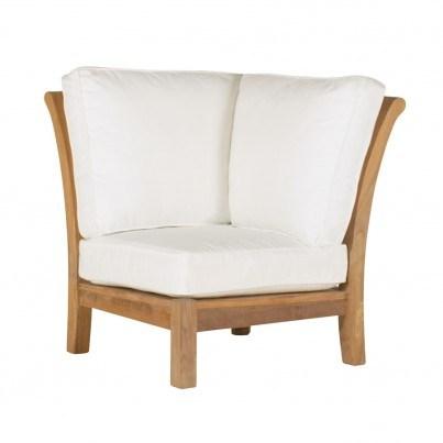 Kingsley Bate Chelsea Teak Sectional Corner Chair