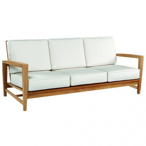 Wondrous Kingsley Bate Amalfi Teak Deep Seating Sofa Uwap Interior Chair Design Uwaporg