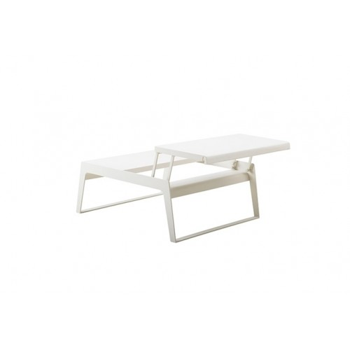 Cane Line Chill Out Coffee Table Single Dual Heights