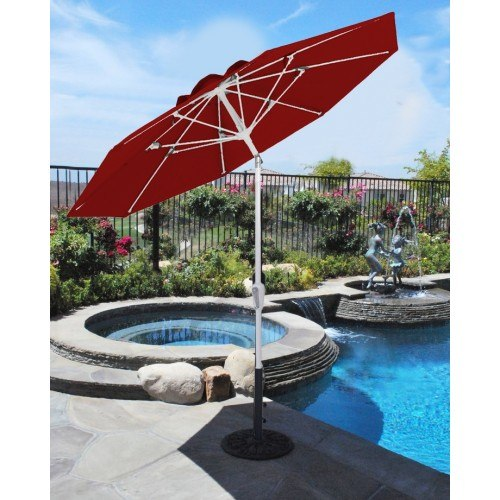 Luxe Shade Freeport Octagonal 7 5 Market Patio Umbrella