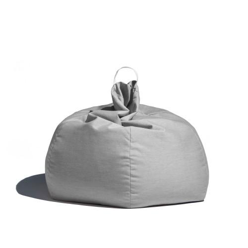 Magnificent Kiss Outdoor Patio Bean Bag Chair Granite Machost Co Dining Chair Design Ideas Machostcouk
