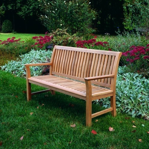 Superb Kingsley Bate Chelsea Teak Bench Theyellowbook Wood Chair Design Ideas Theyellowbookinfo