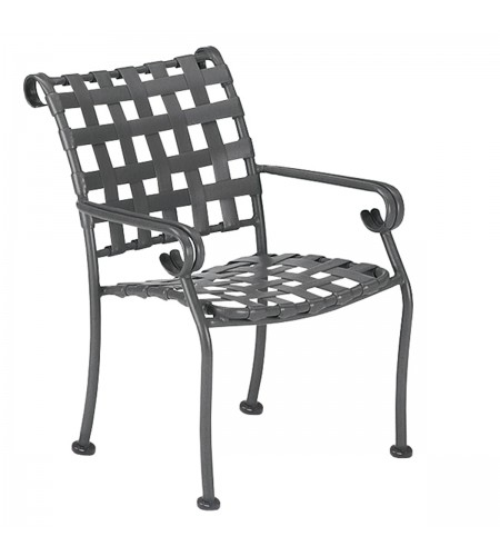 Dining Arm Chair Stackable Product Photo