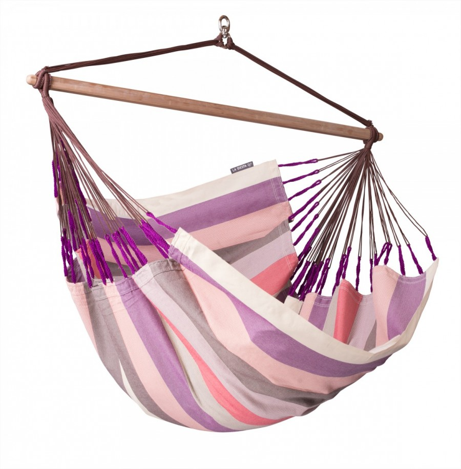 Lounger Hammock Chair Plum Product Photo