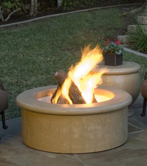Firepit Product Photo
