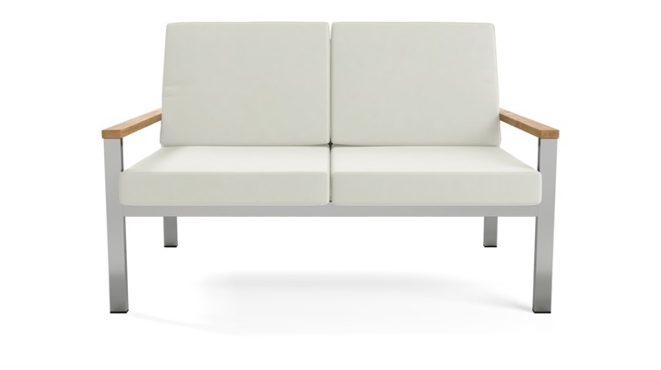 Barlow Tyrie Equinox and Haven Deep Seating 2 Seater Settee Cover