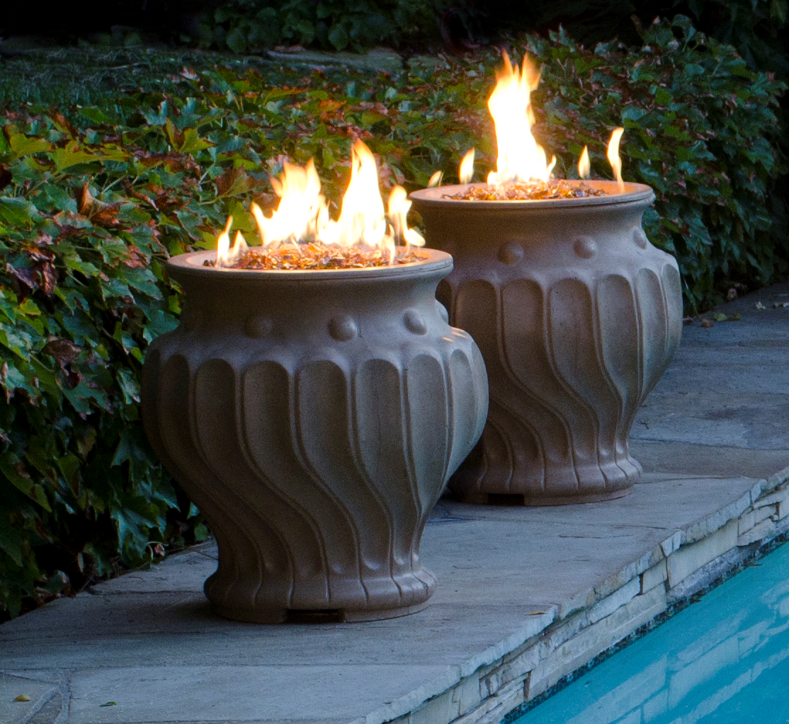 Fire Urn Product Photo
