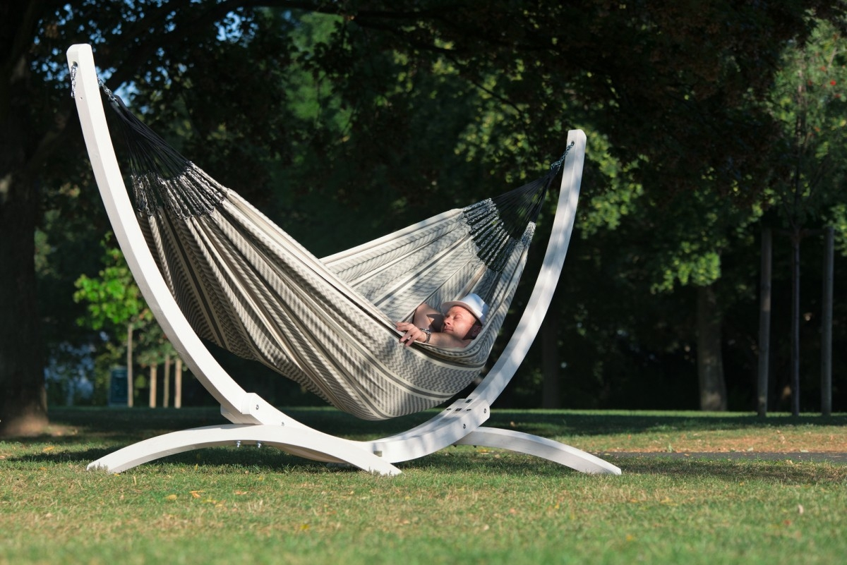 Kingsize Hammock Zebra Product Photo