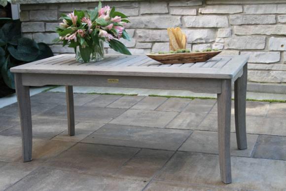 Grey Wash Coffee Table Product Photo