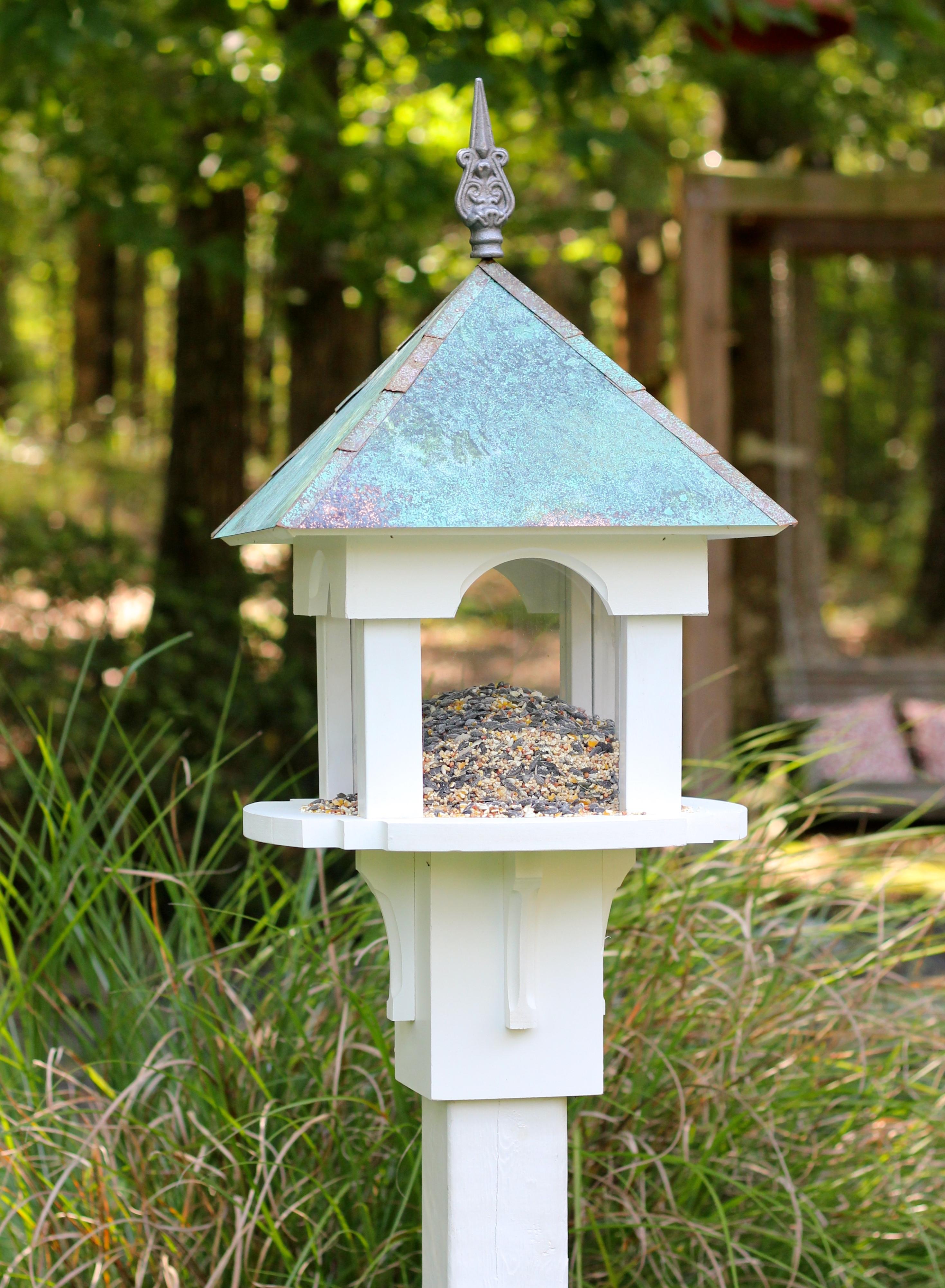 Cafe Birdhouse Product Photo