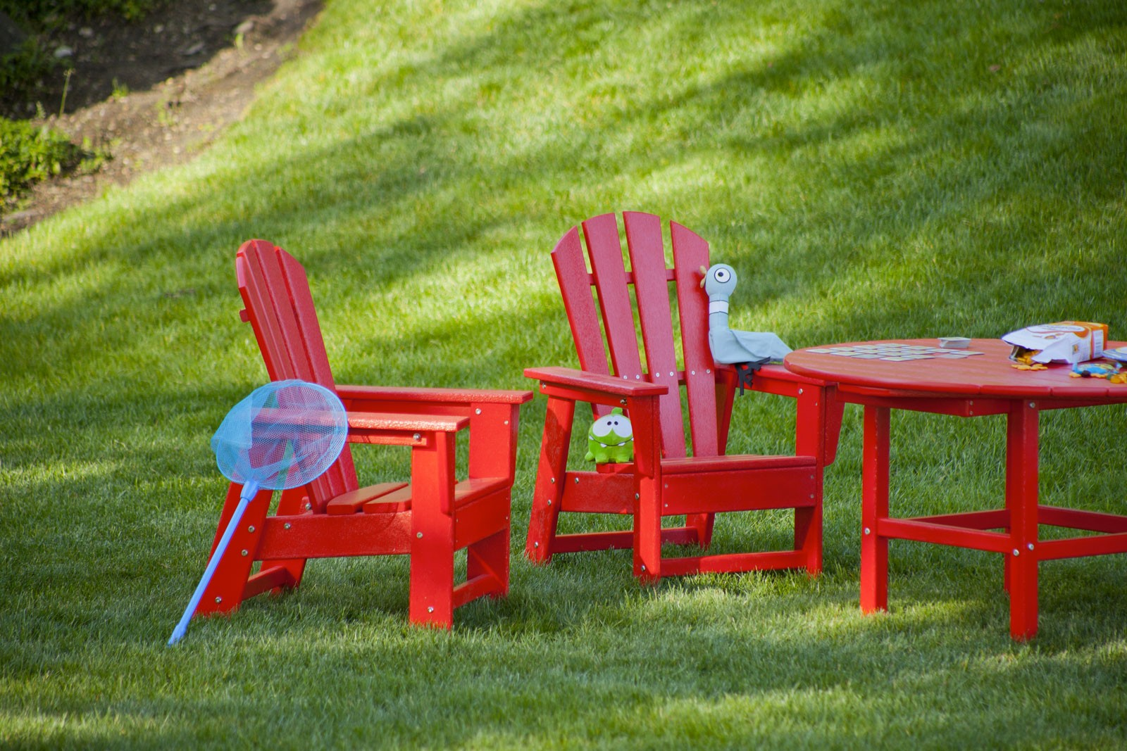Kids Casual Chair Product Photo