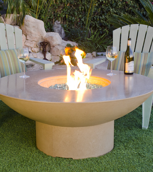 Fire Pit Table Product Photo