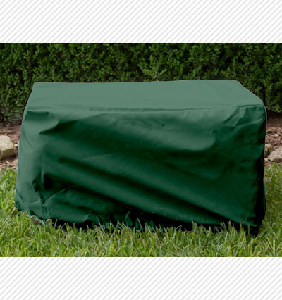 Cart Cover Green Product Photo