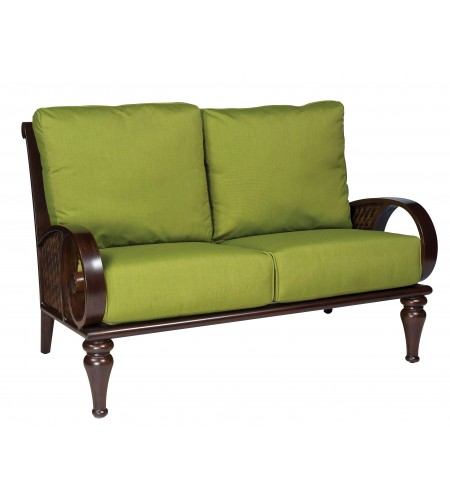 Wicker Loveseat Product Photo