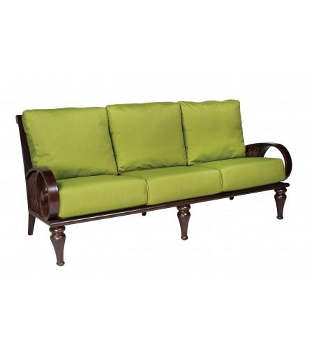 Wicker Sofa Product Photo