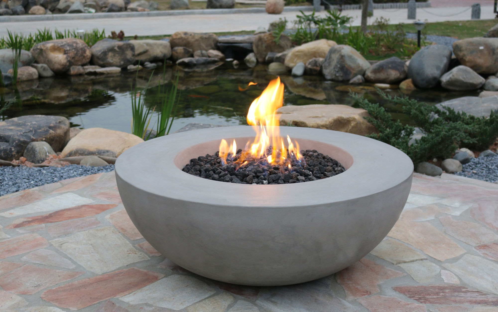 Firebowl Fire Pit Product Photo