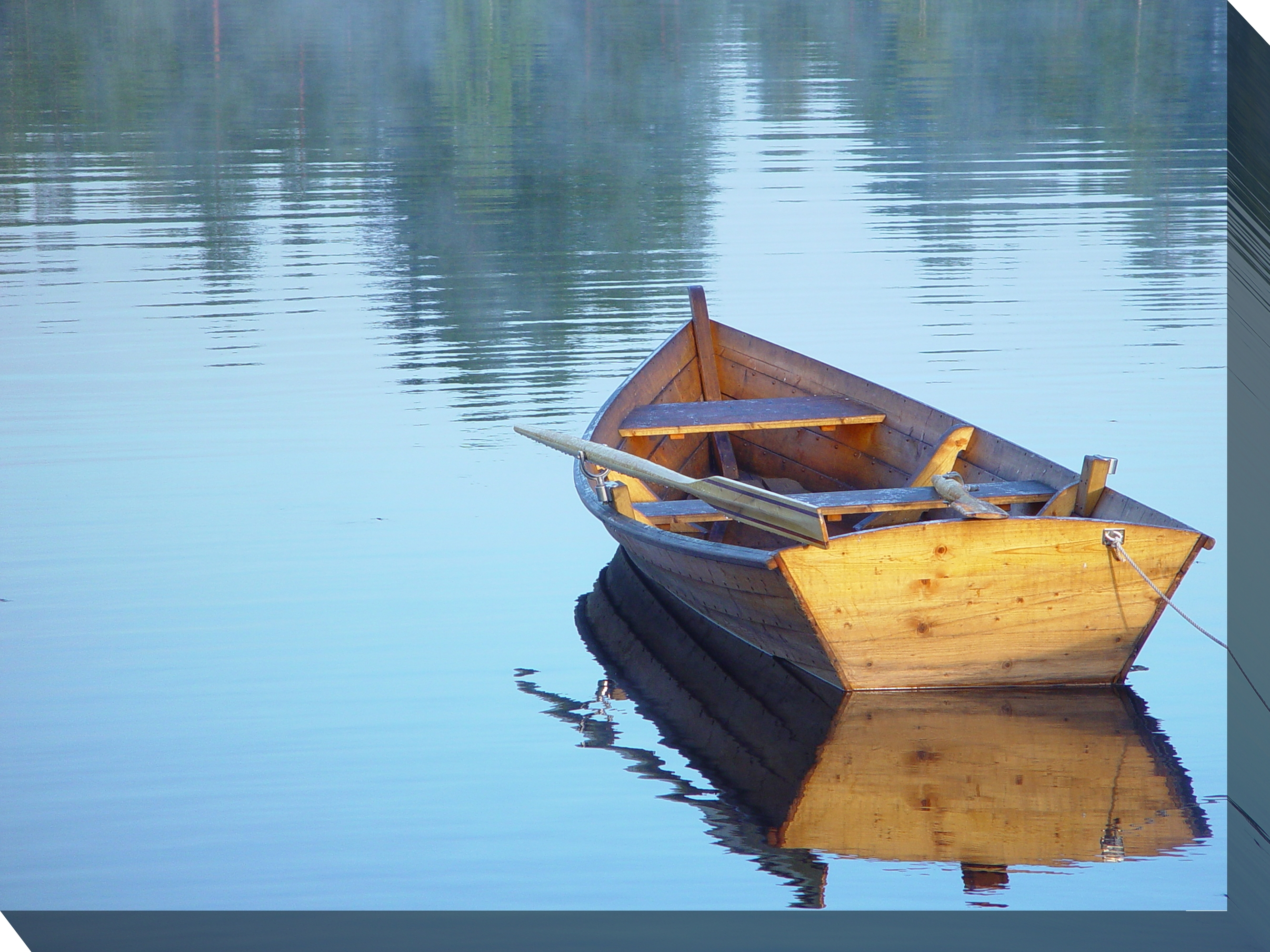 Canvas Wall Art Calm Waters Product Photo