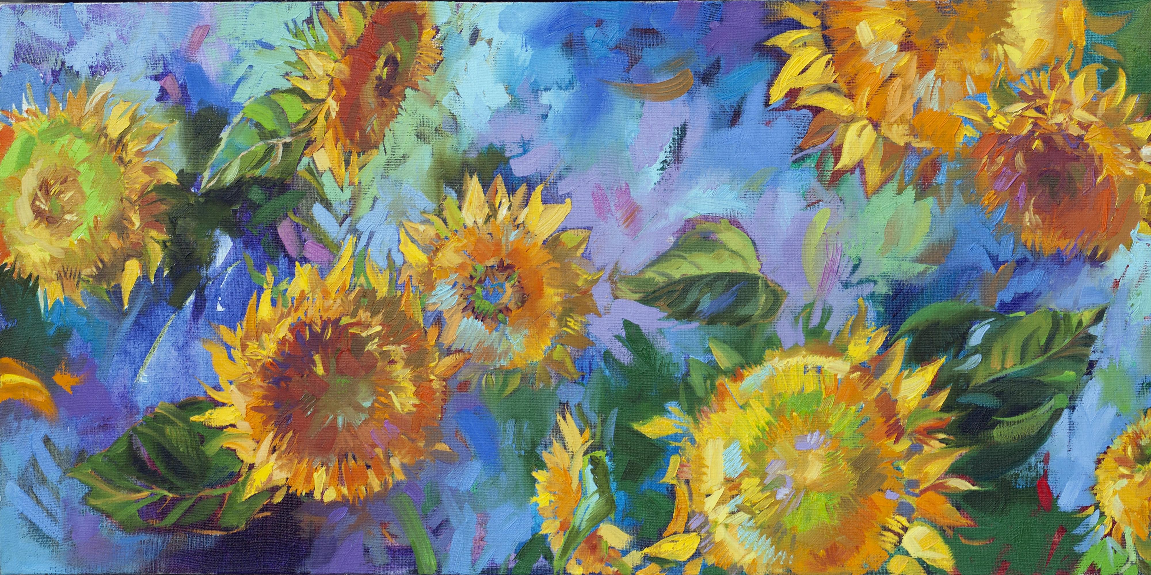 Canvas Wall Art Joyful Product Photo