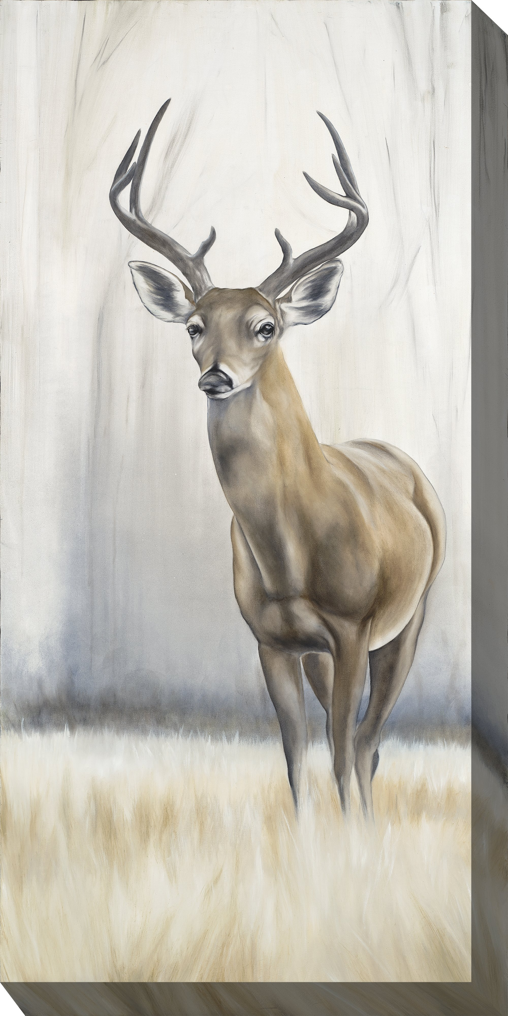 Canvas Wall Art Point Deer Product Photo
